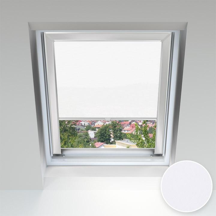 Store pour les fenêtres de toit, Sur mesure, Sucre en poudre