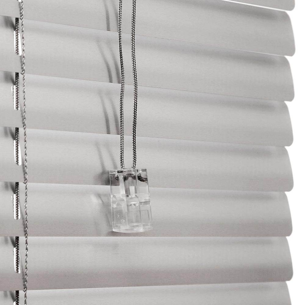 Store vénitien en aluminium Prêt-à-poser, lames de 25 mm