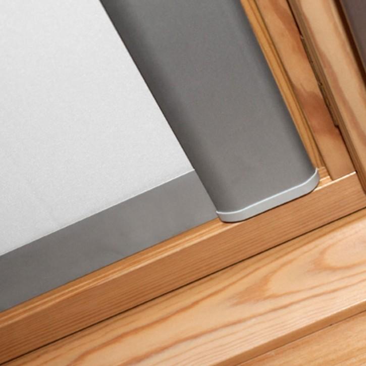 store occultant pour fen tre de toit compatible velux. Black Bedroom Furniture Sets. Home Design Ideas