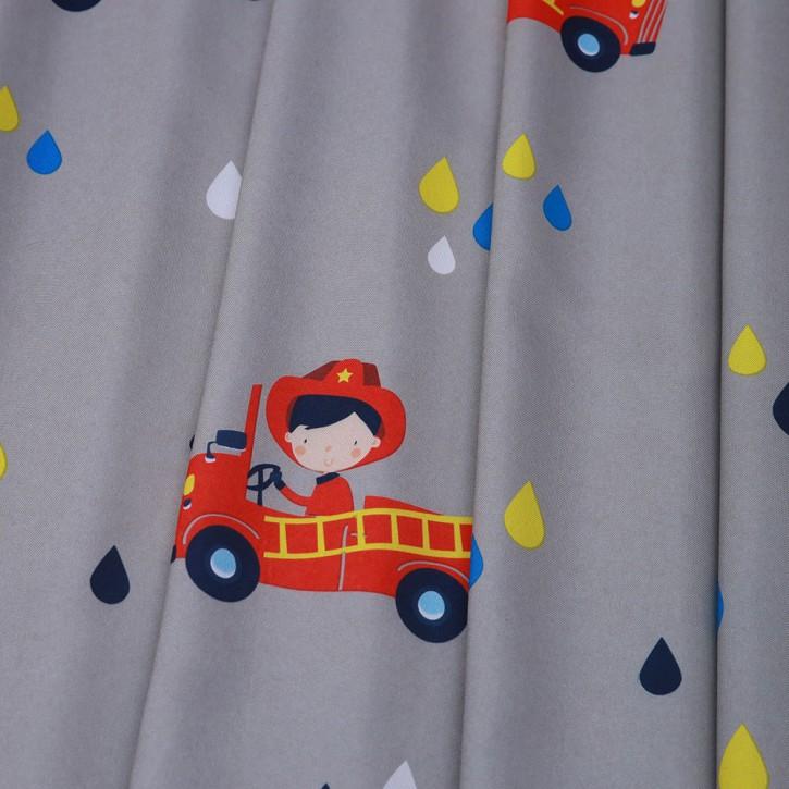 Rideau Tamisant A Oeillets Pour Chambre D Enfant Lulu Voilages