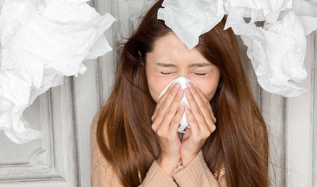 Comment se declenche un ereaction allergique