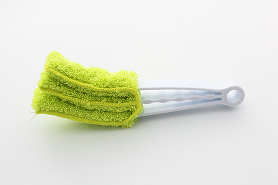 Szczotka do żaluzji - jak czyścić?