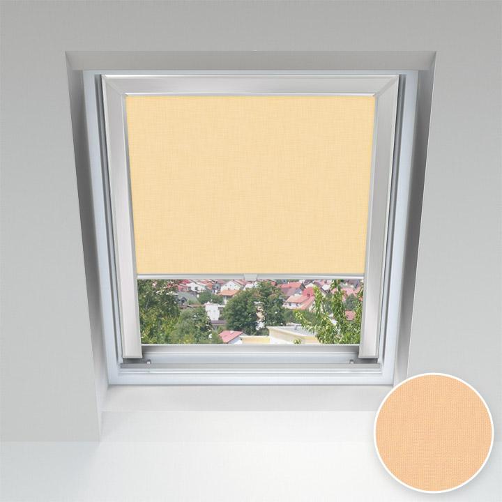 Store pour les fenêtres de toit, Sur mesure, Poudre
