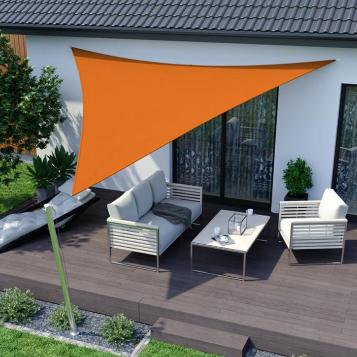 voile d 39 ombrage triangulaire imperm able voiles d 39 ombrage stores ext rieurs domondo. Black Bedroom Furniture Sets. Home Design Ideas