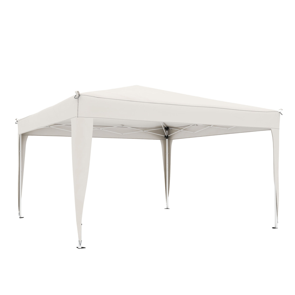 Tonnelle Basic, 3x3 m, Blanc