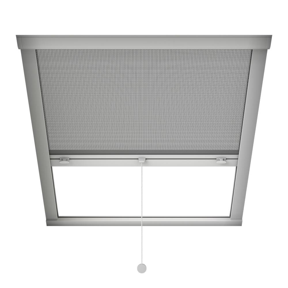 Moustiquaire cadre fixe pour fen tre pr te poser - Moustiquaire pour fenetre de toit ...