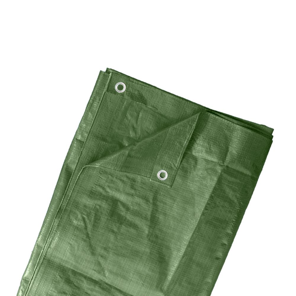 Bâche de protection, Vert