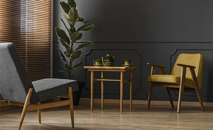 Żaluzje drewniane - jaki pokój?