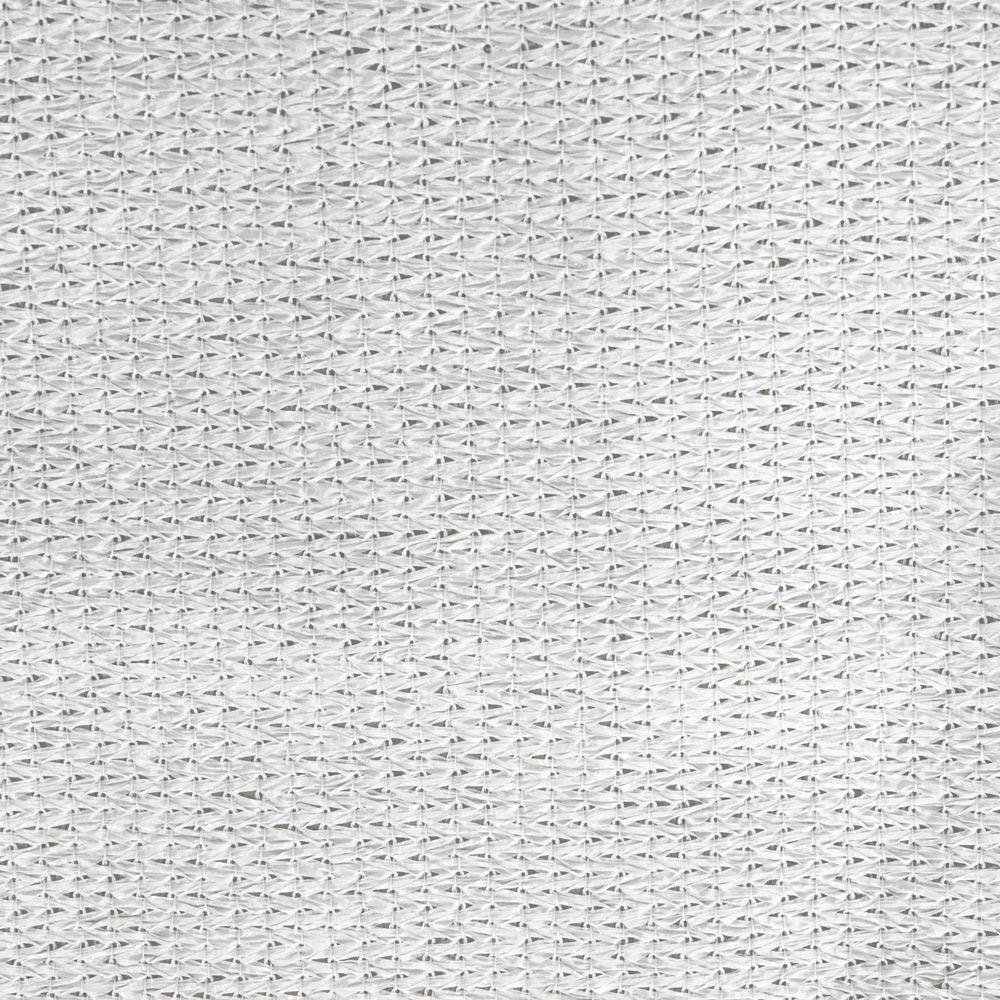 Voile d'ombrage carré, tissu respirant