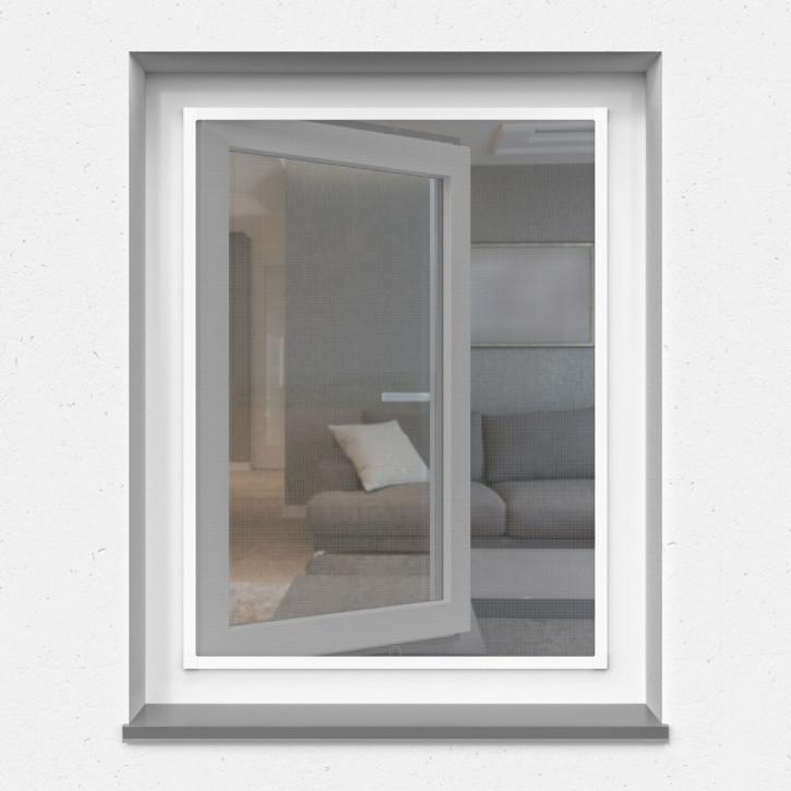 Moustiquaire pour fenêtre cadre fixe, sur mesure