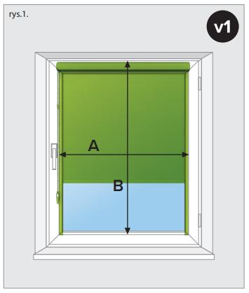 Pose sur le battant de fenêtre / Stores enrouleurs avec coffre