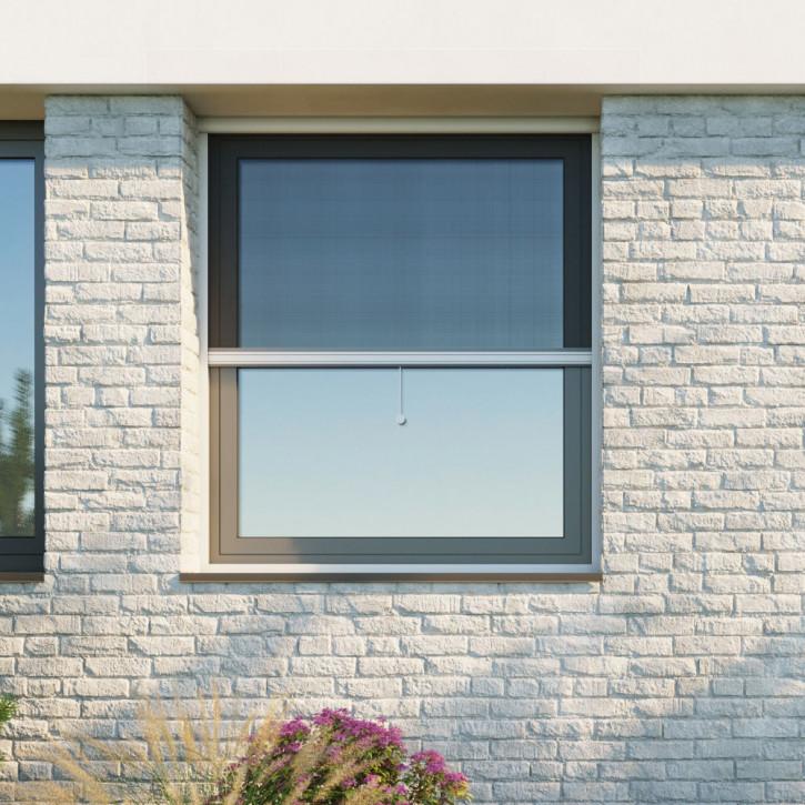 Moustiquaire enroulable pour fenêtre, Sur mesure