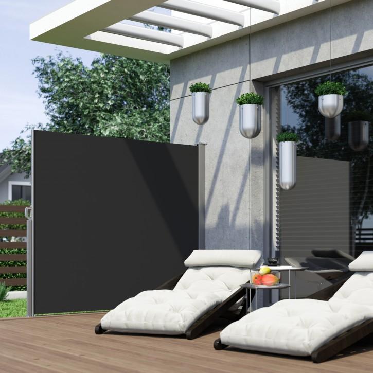 store brise vue pr t poser stores brise vue stores. Black Bedroom Furniture Sets. Home Design Ideas