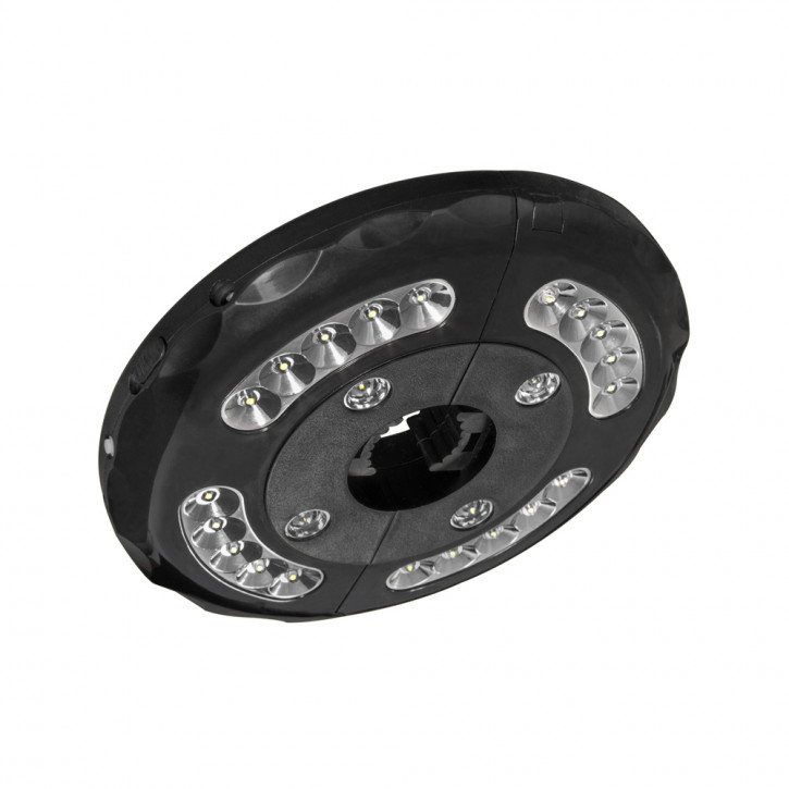 Lampe LED pour parasol Interpara