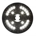 Avant-première: Lampe LED pour parasol Interpara