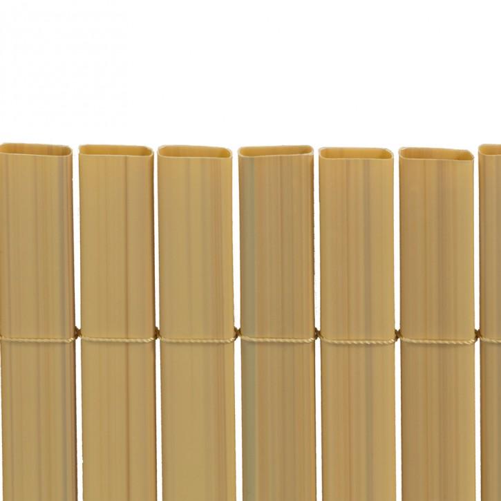 Canisse en PVC Premium, largeur des lamelles 17 mm