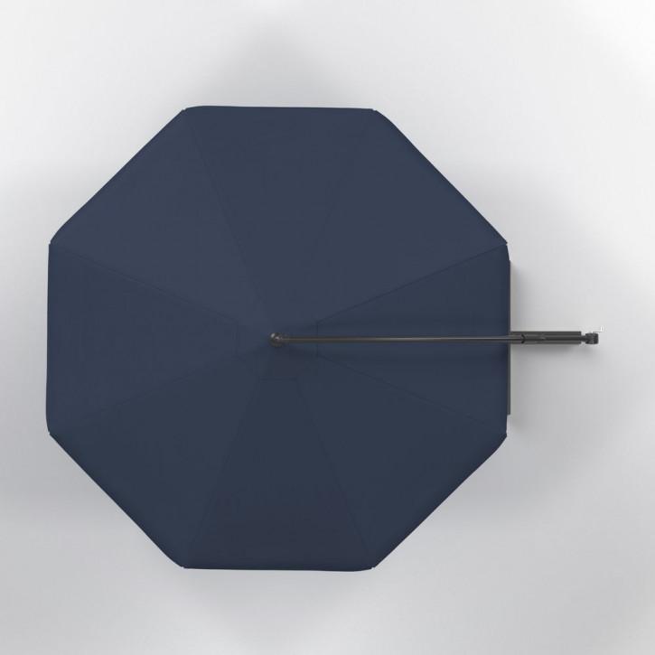Parasol déporté rond 3 m
