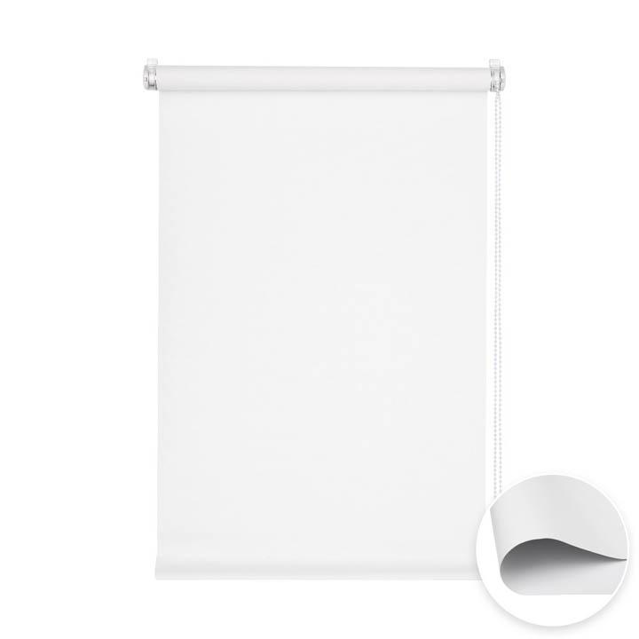 Store Enrouleur Sans Perçage Occultant, Prêt-à-poser, Blanc