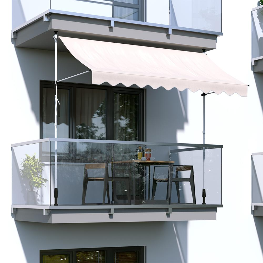 100 Incroyable Suggestions Store De Balcon Sans Percage