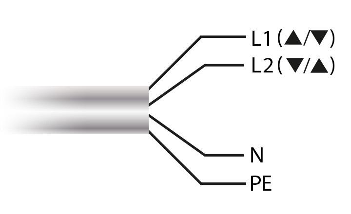 Podłączenie kabli