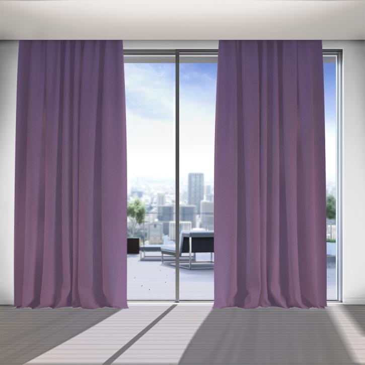 rideau occultant pr t poser rideaux rideaux domondo. Black Bedroom Furniture Sets. Home Design Ideas