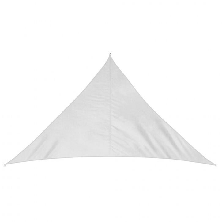Voile d'ombrage triangulaire, tissu respirant