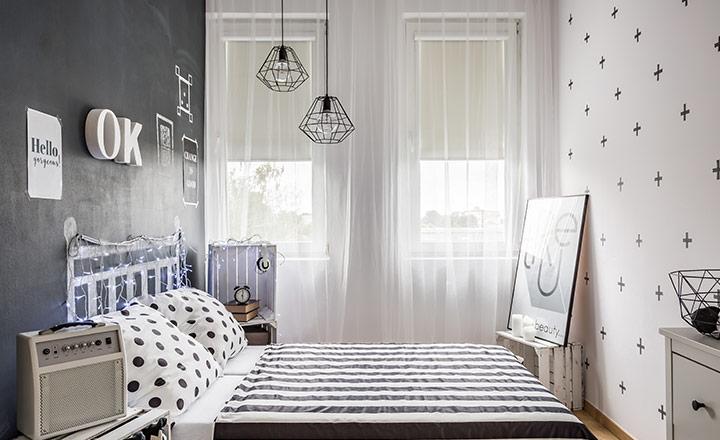 Le rideau léger