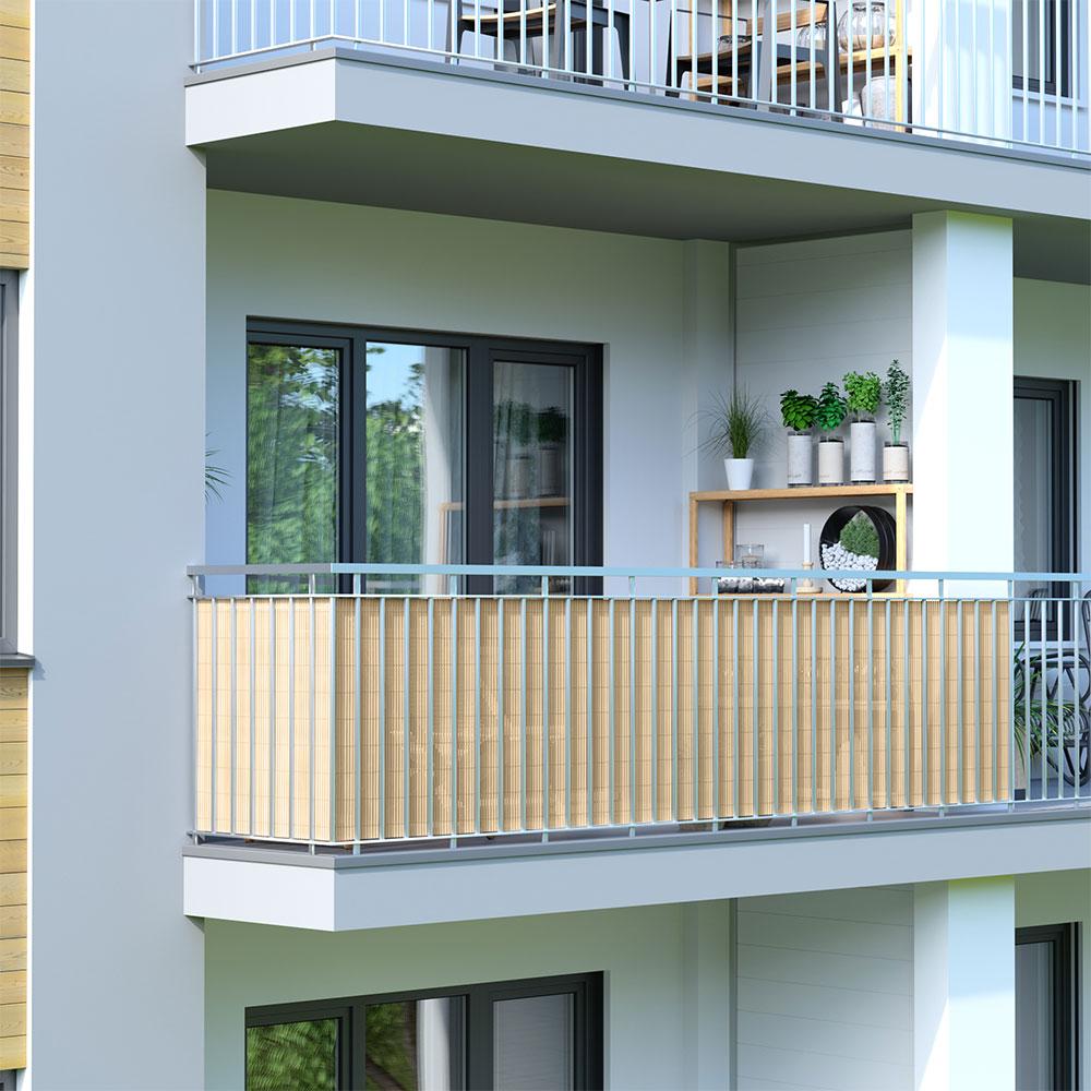 garden privacy PVC screen