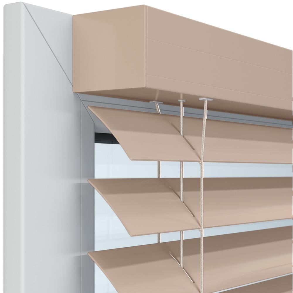Store v nitien en aluminium pr t poser lames de 25 mm - Store venitien aluminium ...