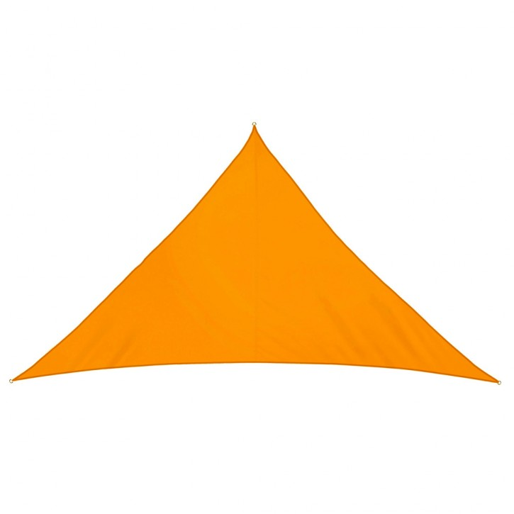 Voile d'ombrage triangulaire, imperméable