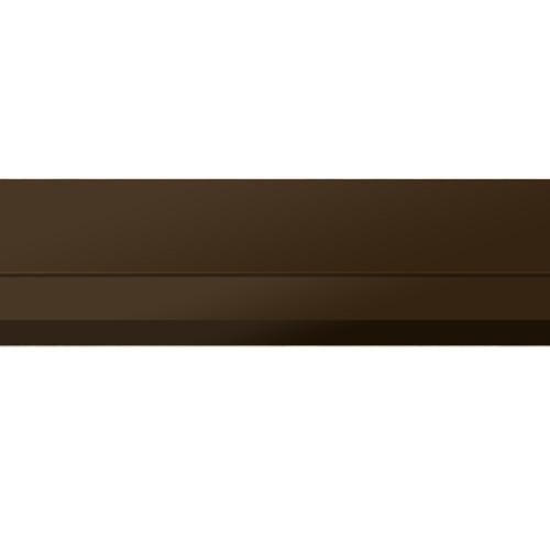 Moustiquaire de type Porte-Américaine pour porte 120x220 cm, prête-à-poser