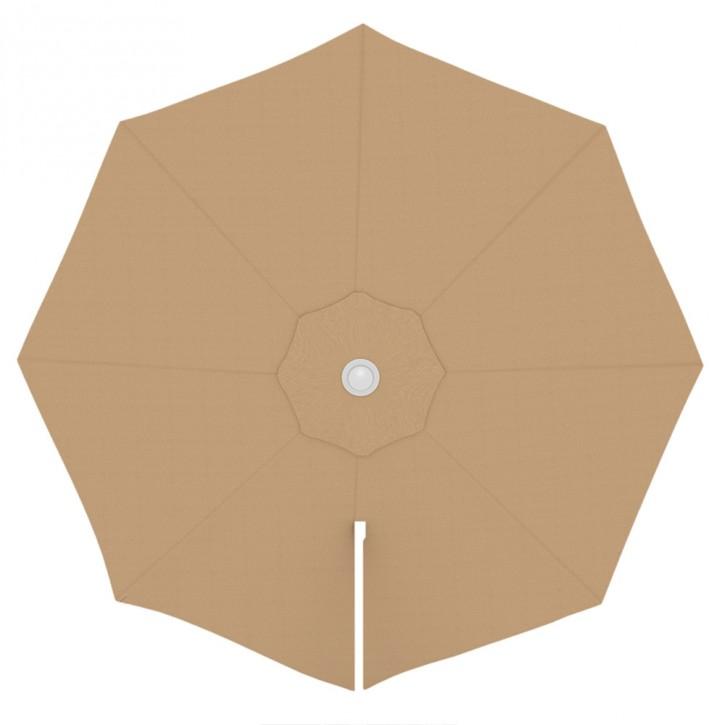 Toile de parasol ronde 3,5 m, Parapenda