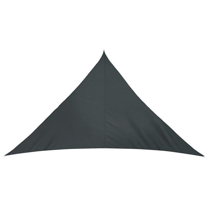 Voile d'ombrage triangulaire, imperméable