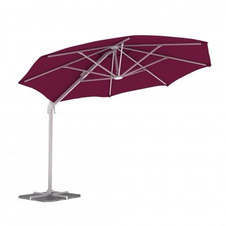 Parasol déporté rond 3,5 m