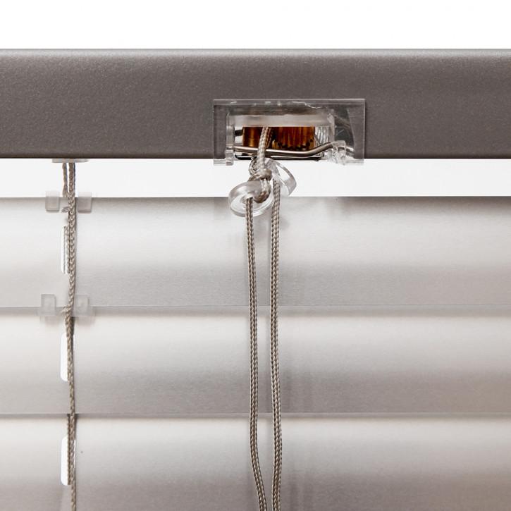 Store vénitien aluminium lames 25 mm, Prêt-à-poser