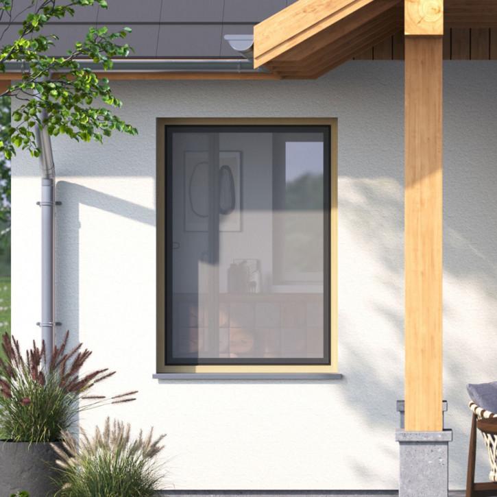 Moustiquaire cadre fixe pour fenêtre, Sur mesure