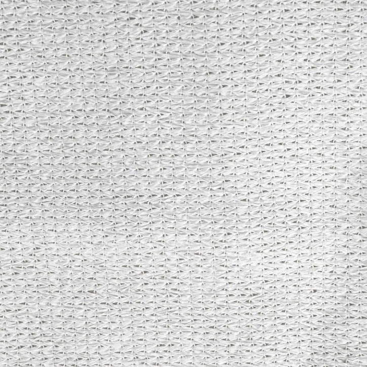 Voile d'ombrage carrée, tissu respirant