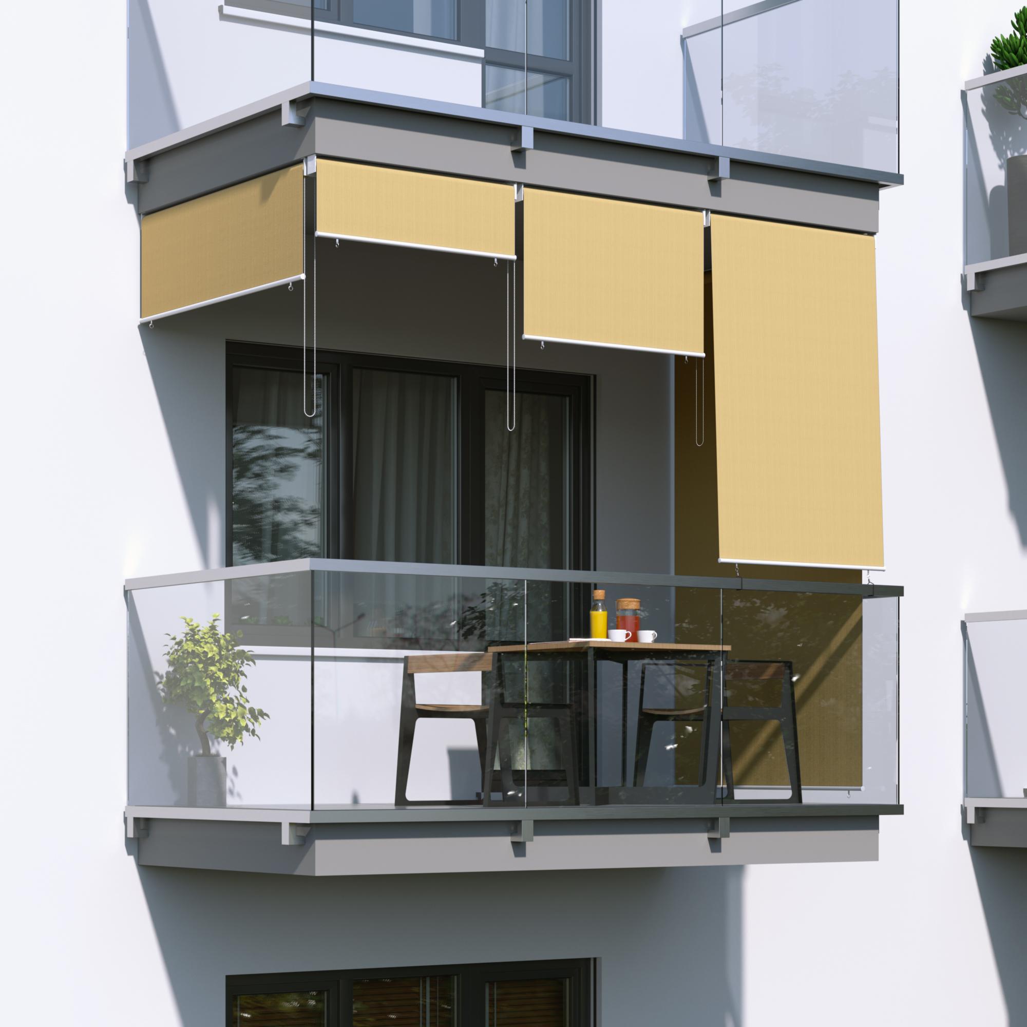 stores de balcon et de terrasse stores ext rieurs domondo. Black Bedroom Furniture Sets. Home Design Ideas