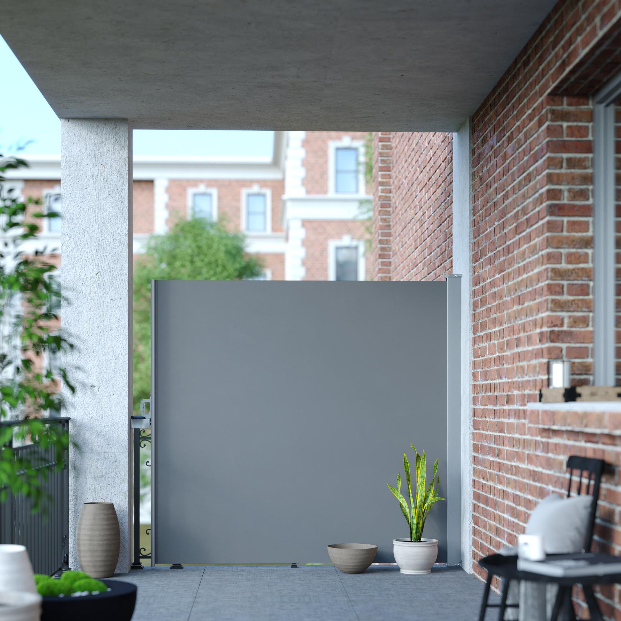 stores brise vue stores ext rieurs domondo. Black Bedroom Furniture Sets. Home Design Ideas