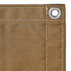 Avant-première: Brise-vue pour balcon Basic, tissu imperméable